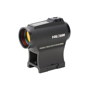 HOLOSUN HS503CU DUAL RETICLE RED DOT SIGHT *RED RETICLES*