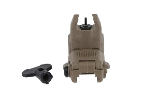 MAGPUL *FDE* (POLYMER) MBUS FRONT SIGHT