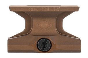REPTILIA DOT MOUNT AIMPOINT T1/2 FOOTPRINT LOWER 1/3 FDE